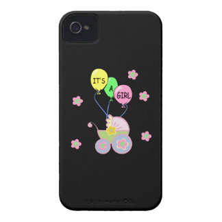 Its A Baby Girl Case-Mate Blackberry Case