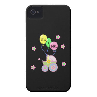 Its A Baby Girl Case-Mate iPhone 4 Cases