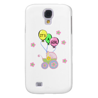 Its A Baby Girl Galaxy S4 Case