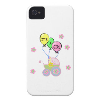Its A Baby Girl iPhone 4 Case