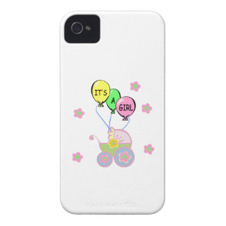 Its A Baby Girl iPhone 4 Case-Mate Cases