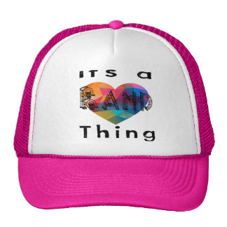Its a Band Thing Cap
