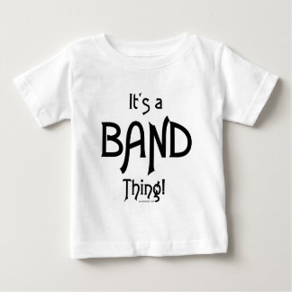 It's a Band Thing! Tee Shirts