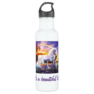Its a beautiful life Unicorn 710 Ml Water Bottle