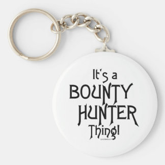 It's a Bounty Hunter Thing! Keychains