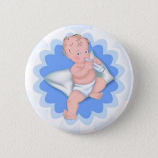 It's a Boy! 6 Cm Round Badge