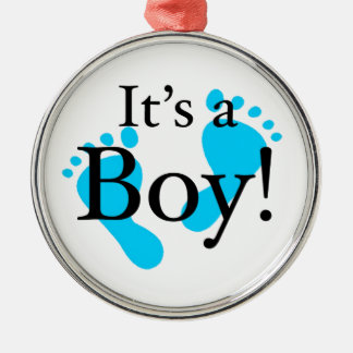 Its a Boy - Baby, Newborn, Celebration Christmas Ornament