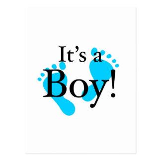 Its a Boy - Baby, Newborn, Celebration Postcards