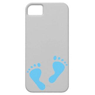It's a Boy - Blue Baby Feet iPhone 5 Case