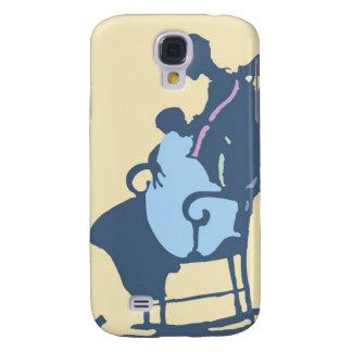<It's a Boy> by Steve Collier Galaxy S4 Case