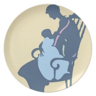<It's a Boy> by Steve Collier Plate