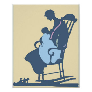 <It's a Boy> by Steve Collier Poster