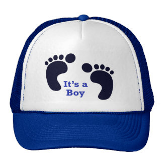 its a boy trucker hat
