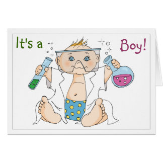 It's a Boy! Card
