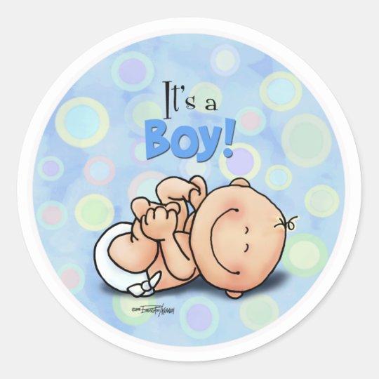 It's a Boy - Congratulations stickers
