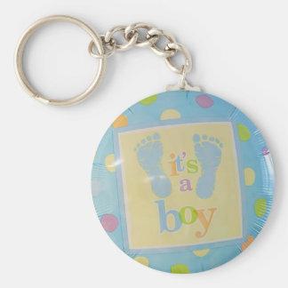 Its a Boy! Keychains