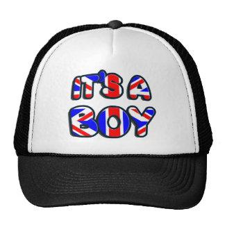 It's a Boy Royal baby Cap