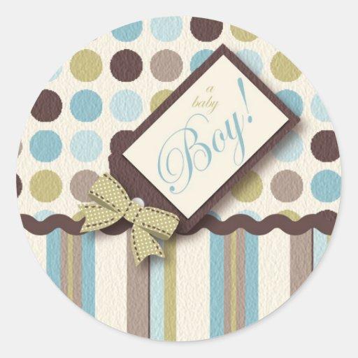 It's A Boy! Sticker