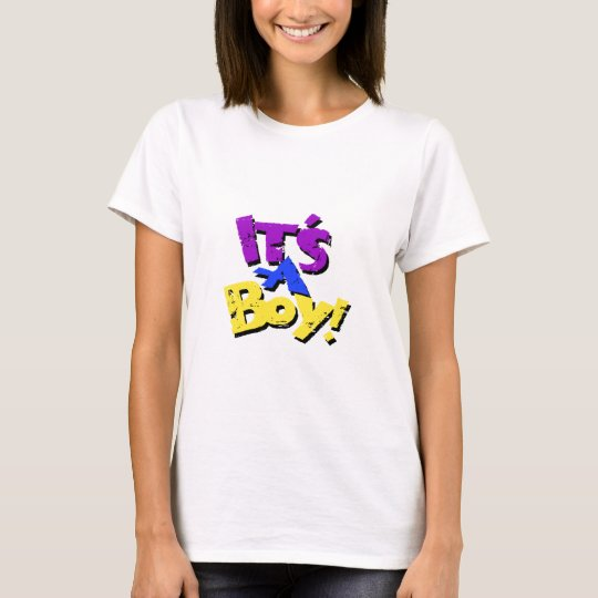 Its A Boy T-Shirt