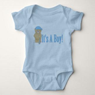It's a Boy Teddy Bear T-shirt