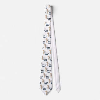 It's A Boy Volleyball Tie