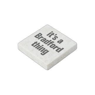 its a bradford thing stone magnet