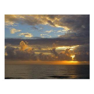 It's a brand new day in Daytona Beach, Florida Postcard