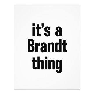 its a brandt thing 21.5 cm x 28 cm flyer