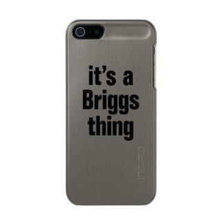 its a briggs thing incipio feather® shine iPhone 5 case