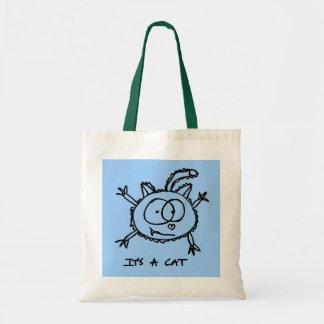 It's a Cat Tote Bag