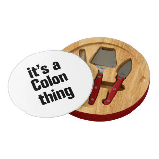 its a colon thing