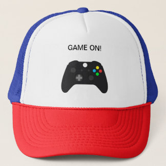 its a cool gamer hat