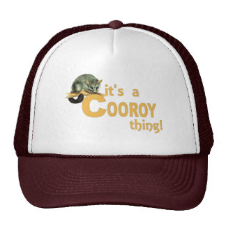 It's a Cooroy Thing Cap