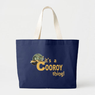 It's a Cooroy Thing Jumbo Tote Bag