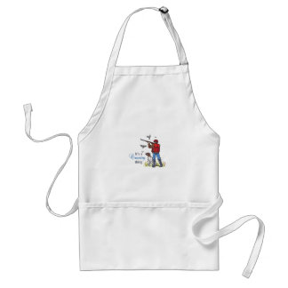 ITS A COUNTRY THING STANDARD APRON