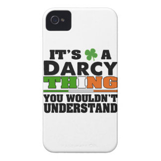 It's a Darcy Thing You Wouldn't Understand. iPhone 4 Case-Mate Case