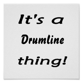 It's a drumline thing! print