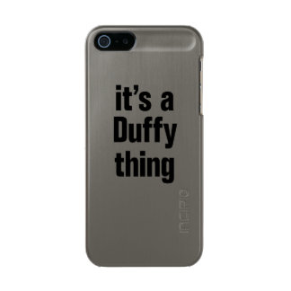 its a duffy thing incipio feather® shine iPhone 5 case