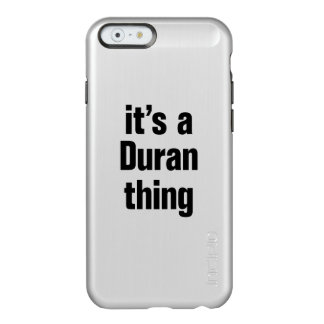its a duran thing incipio feather® shine iPhone 6 case