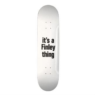 its a finley thing skate decks