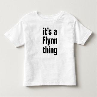 its a flynn thing t-shirts