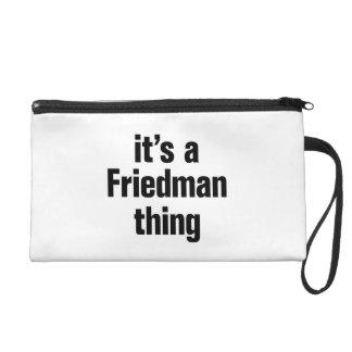 its a friedman thing wristlet purses