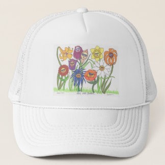 It's a Garden Party Trucker Hat