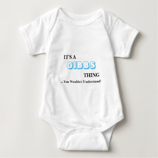 It's A GIBBS Thing! You Wouldn't Understand Baby Bodysuit
