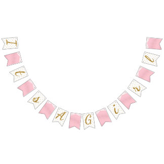 It's a Girl Baby Shower Banner
