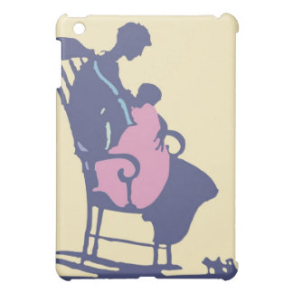 <It's a Girl> by Steve Collier iPad Mini Cover