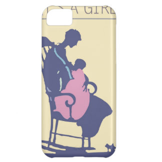 <It's a Girl> by Steve Collier iPhone 5C Case