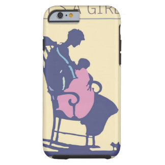<It's a Girl> by Steve Collier Tough iPhone 6 Case