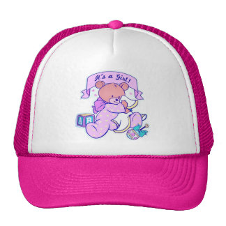 It's a Girl Cap