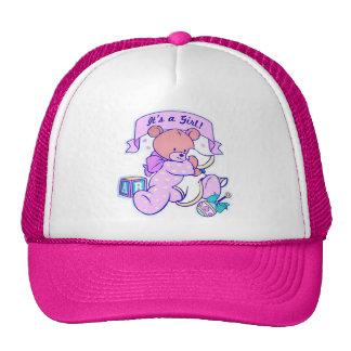 It's a Girl Cap